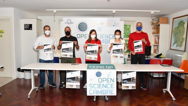 Presentación de la IV Open Science.