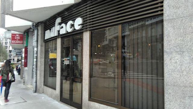 La oficina de Muface en Santiago.