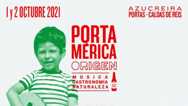 Cartel de PortAmérica Origen