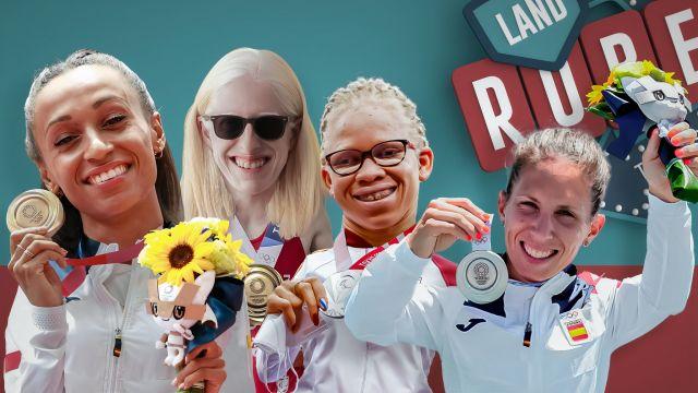 Las medallistas olímpicas estarán en Land Rober.