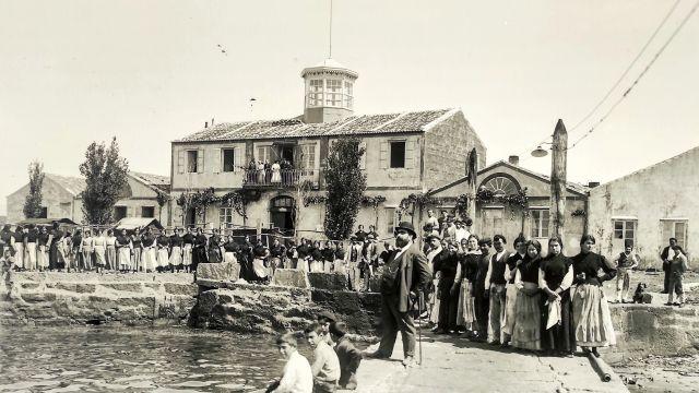 Exposición Yáñez e Areán: Fábrica de Porto Meloxo.