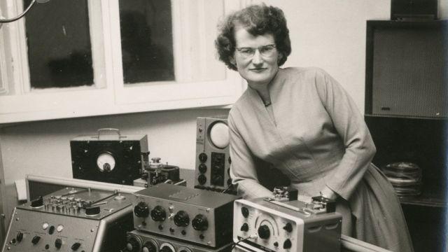 Imagen del documental 'Sisters with transistors', que forma parte de la sección Playlist.