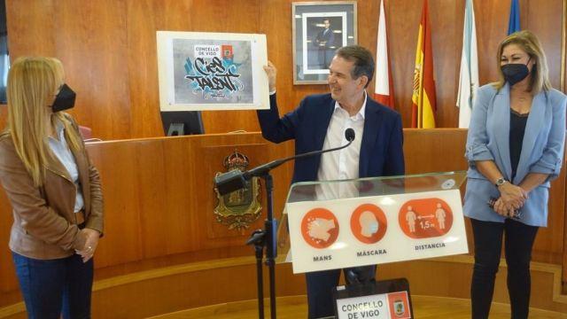 El alcalde de Vigo, Abel Caballero, presenta el Cíes Talent Meeting