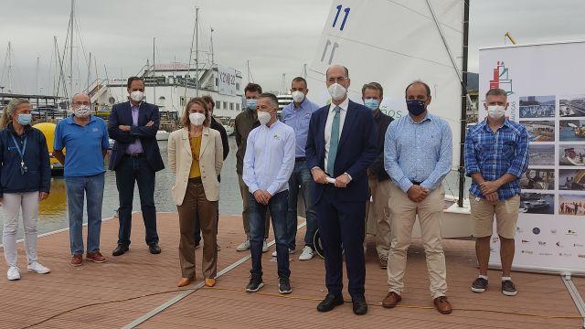 Presentación de la Semana Azul del Puerto de Vigo