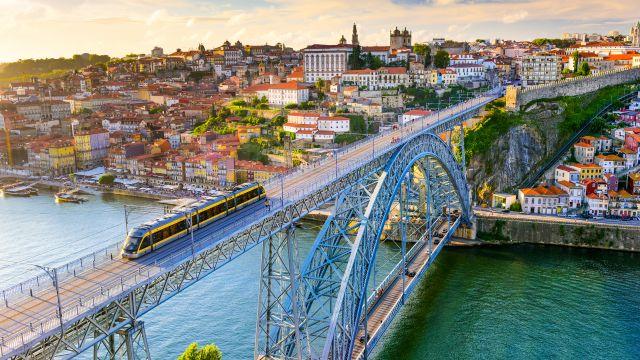 Ciudad de Oporto.