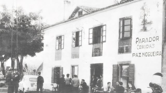 Imagen histórica de 'Paz Nogueira'. Foto: Facebook.