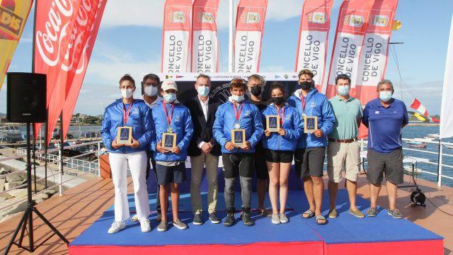 Entrega de premios del Trofeo Concello de Vigo