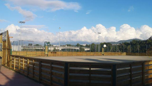 Renovación del parque de A Canuda en Salvaterra de Miño (Pontevedra)