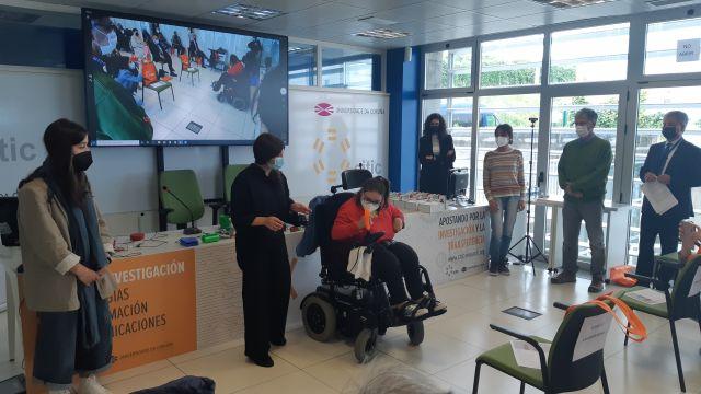Presentación de 'Talentos Inclusivos'