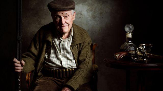 Manuel Tato, el gallego protagonista de la campaña de National Geographic