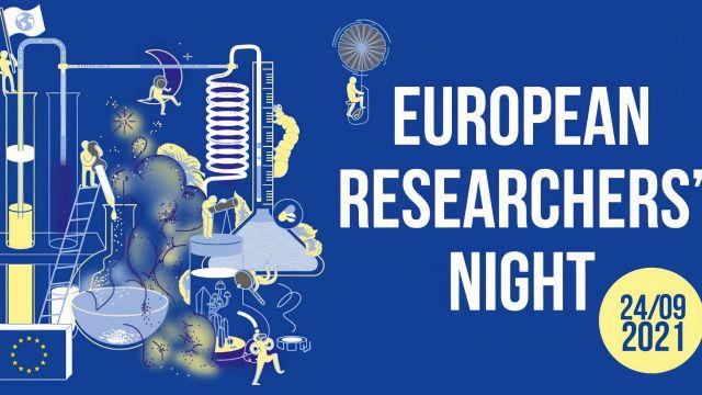 European Researchers' Night.