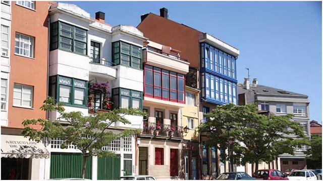 Barrio de Ferrol Vello.