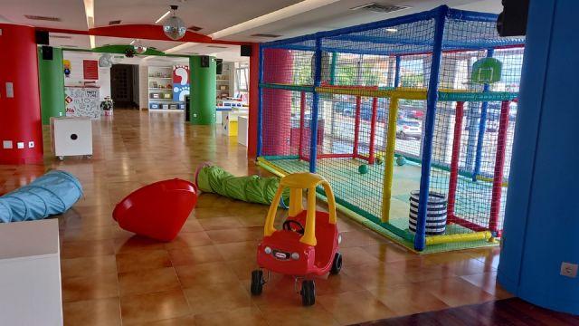 El centro de ocio infantil Parchís Sada.