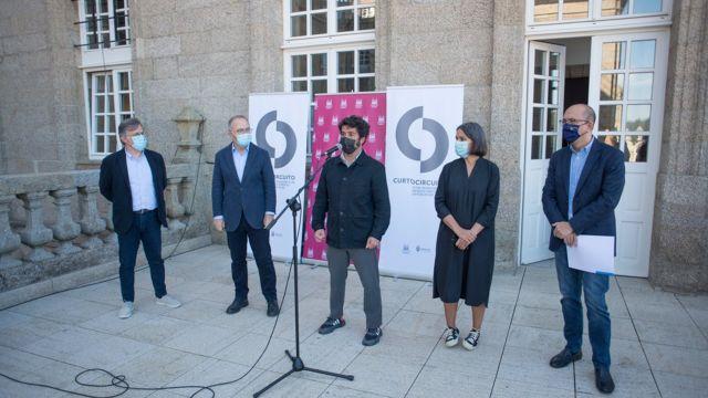 Presentación del XVIII Festival Internacional de Cine, Cortocircuito.