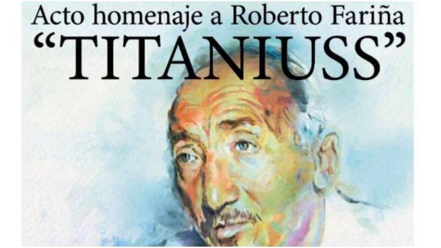 "Homenaje a ""Tito""."