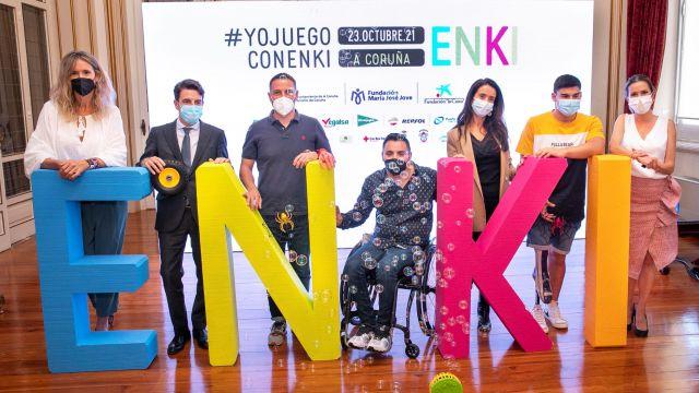 Presentación de la carrera Enki 2021.