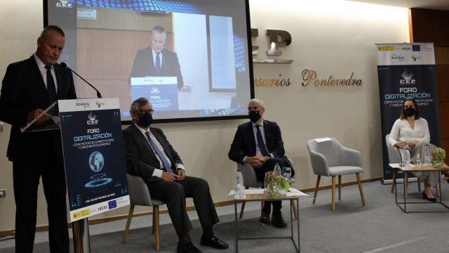 Foro sobre digitalización celebrado en la CEP.